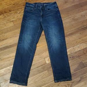 American eagle jeans size 28x28 next level flex